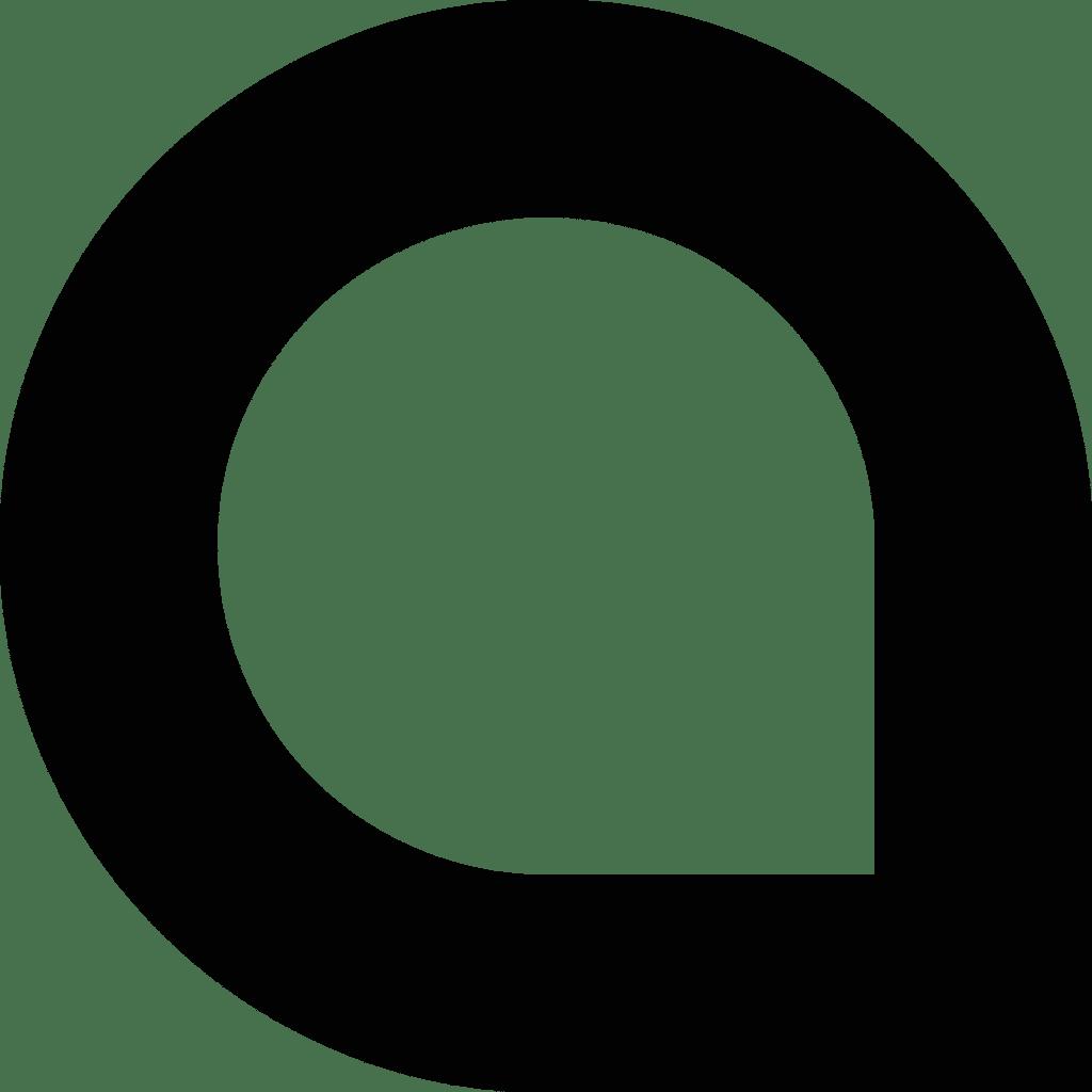 Lettre A du logo Acolyte